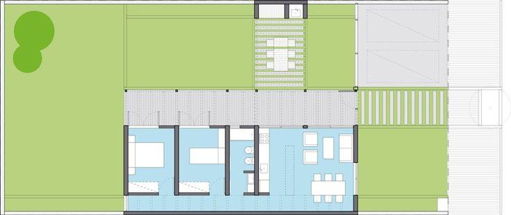 56 best casa images on pinterest house design home for Casa procrear clasica techo inclinado 3 dormitorios