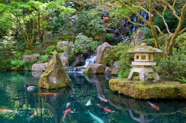 Les 9 meilleures images du tableau Japanese Gardens sur Pinterest - Jardin Japonais Chez Soi