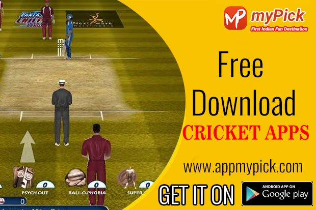 free cricket game app download now from Google Play!!!!