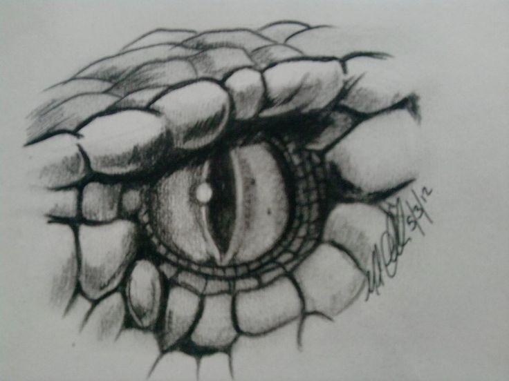 Snake Eye by reaper8817 on deviantART