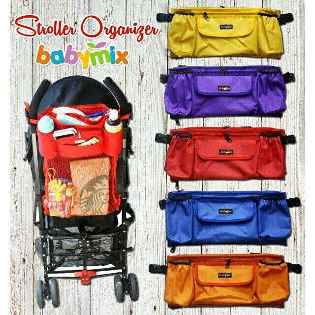 Saya menjual Babymix - stroller Organizer - Baby Stroller Organizer seharga Rp85.000. Dapatkan produk ini hanya di Shopee! {{product_link}} #ShopeeID