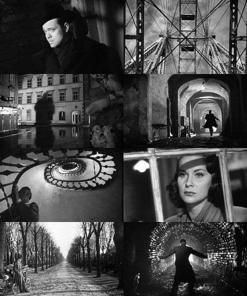 Favourite Cinematography   The Third Man (1949)                                                                                                                                                                                 More