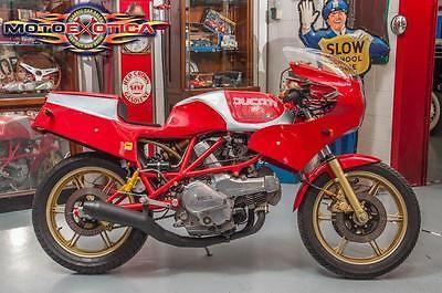 Ducati Pantah NCR style