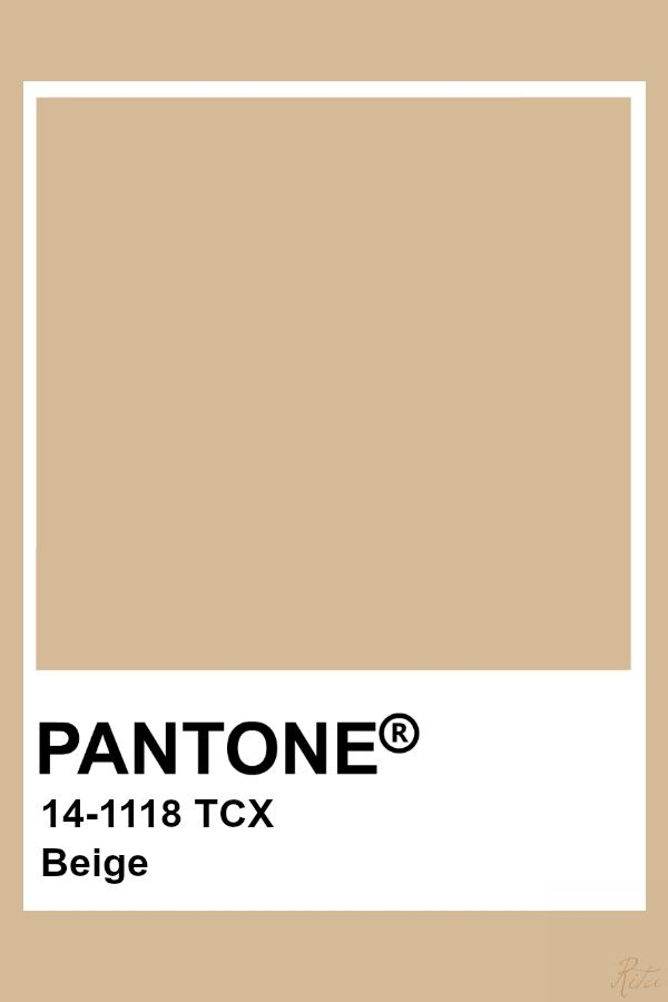 Pantone Beige Pantone Colour Palettes Pantone Color Beige Color Palette