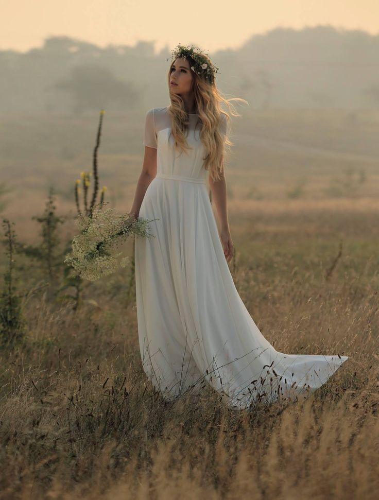 Свадебное платье Марси