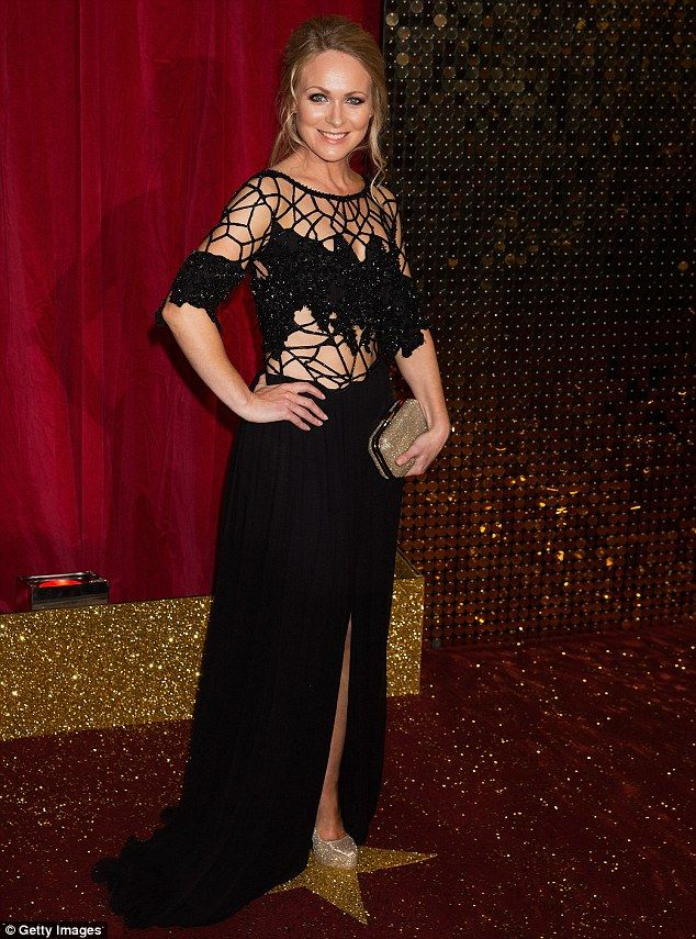 Emmerdale star Michelle Hardwick announces separation | Daily Mail Online