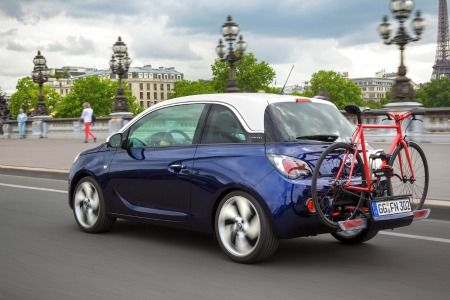 Opel Adam - my future car...just in red...and a black roof...and more sporty...and with xyz options...I want it now!