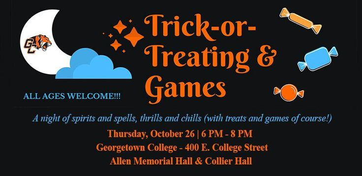 Residence Life Department Hosts Community-Wide Halloween Event | Georgetown College