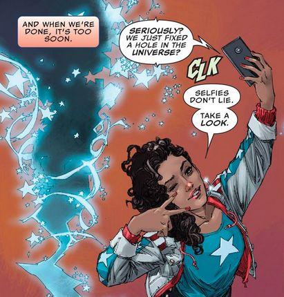 Ms. America Chavez