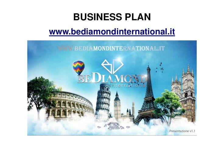 BeDiamond Piano Marketing Italiano  by BeDiamond International via slideshare