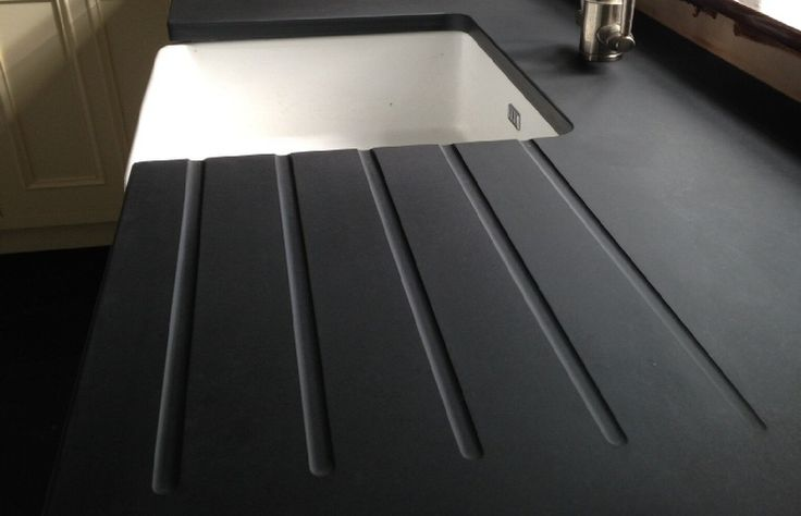 Beautiful Welsh Slate Worktops supplied and fitted Uk - Direct from our Quarry. T: 01792 851700
