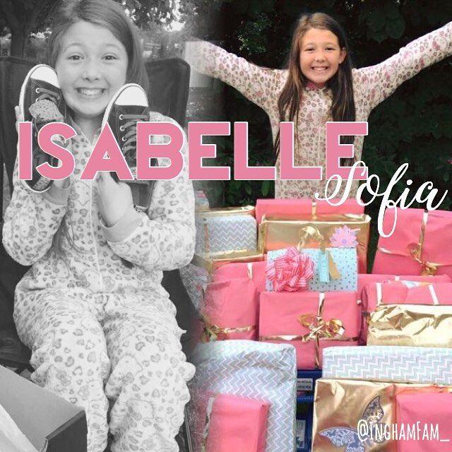 Instagram photo 2017-01-29 06:28:07 ------ isabelle ingham!! #inghamfamily #inghamfamilyoffive #isabelleingham