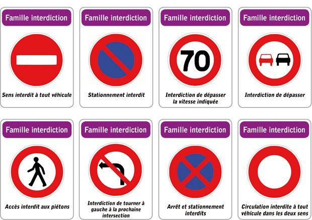 Signalisation routière, panneau de signalisation, panneaux de signalisation…