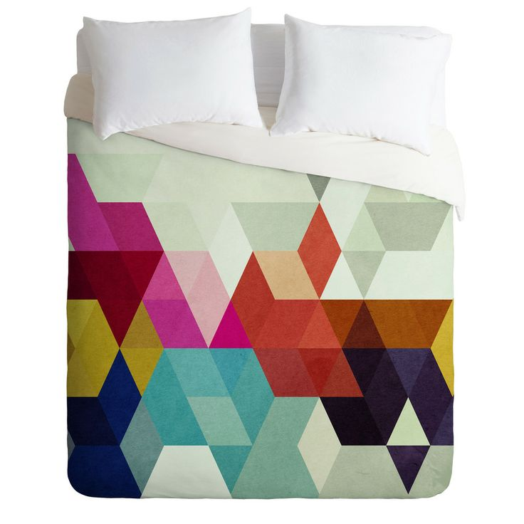 MODELE 7 Duvet Cover By Three Of The Possessed $ 189.00