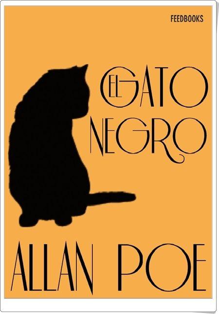 """""""El gato negro"""" de Edgar Allan Poe"""