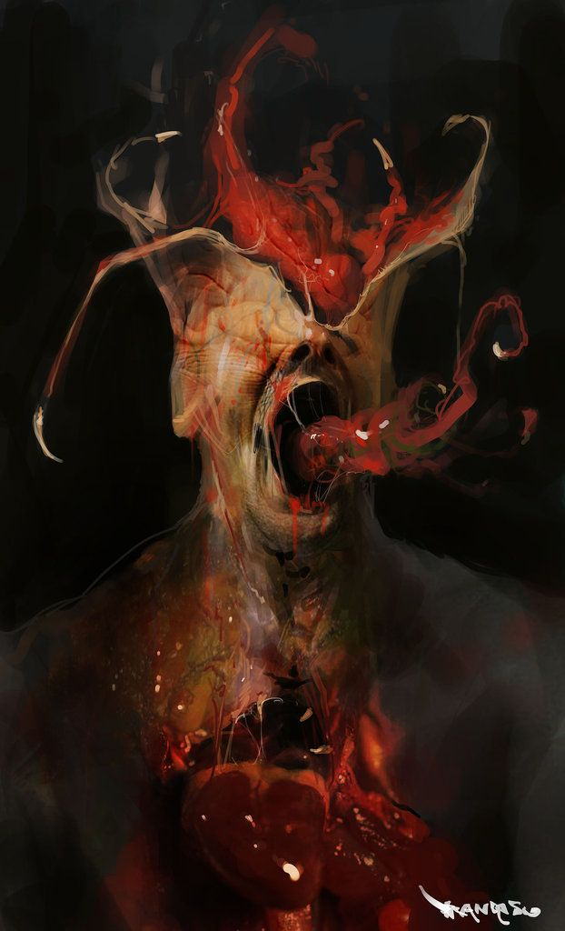 — Horror.jpg by Francesco Lorenzetti