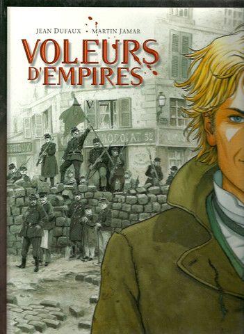 VOLEURS D'EMPIRES. Tome V. Chat qui mord.
