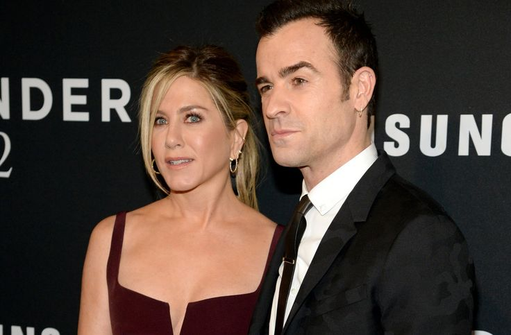 EXCLUSIVE: Justin Theroux reveals where Jennifer Aniston was during Golden Globes
