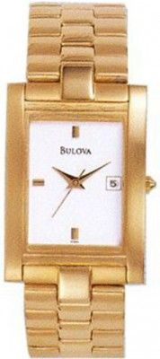 Relógio Bulova Mens Bracelets Watch 97B44 #Relogios #Bulova