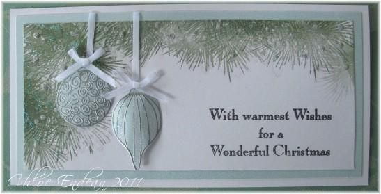Stamps by Chloe: christmas