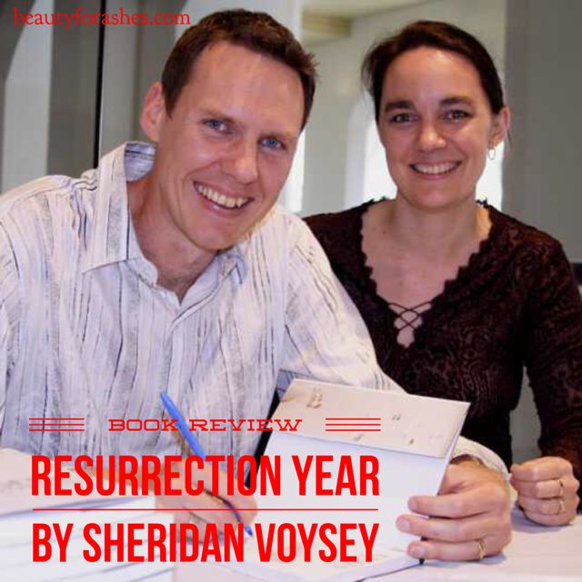 RESURRECTION YEAR BY SHERIDAN VOYSEY (BOOK REVIEW) by Aldyth Thomson. He writes…
