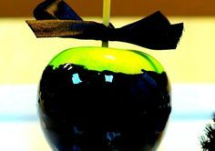Como hacer Manzanas Envenenadas para Halloween (cubiertas de caramelo)