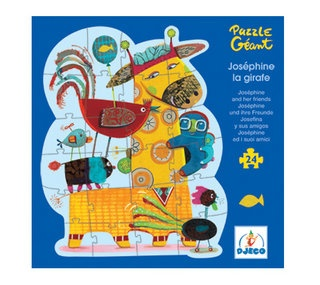 Djeco Giraffe puzzle