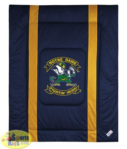 17 Best Images About Notre Dame Fighting Irish Bedding On