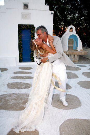 Γάμος στην Μύκονο!