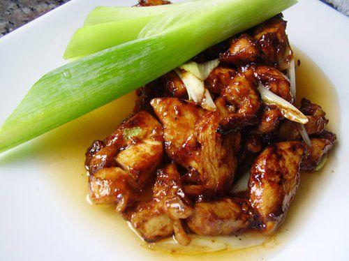 Mézes mustáros pácolt csirkemell – Ízletes és omlós csirkemell