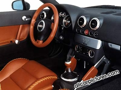 Audi tt roadster baseball glove interior motoring for Interieur audi tt