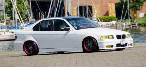 BMW E36 Car Tuning for GTA San Andreas