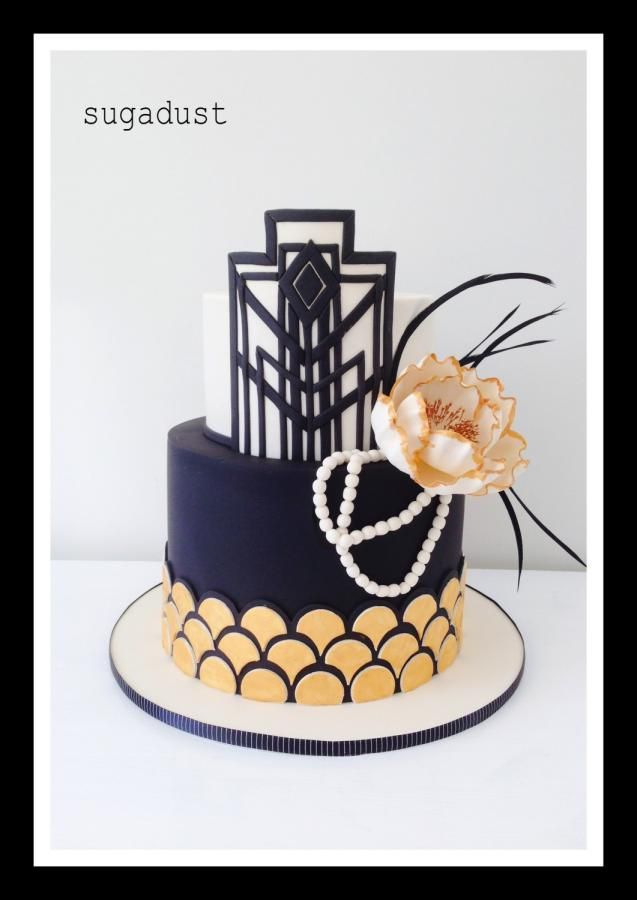 The Great Gatsby 30th by Mary @ SugaDust