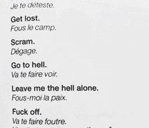 french quotes with english translation - Google Search