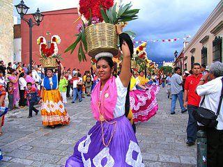 Oaxaca.- Guelaguetza 02