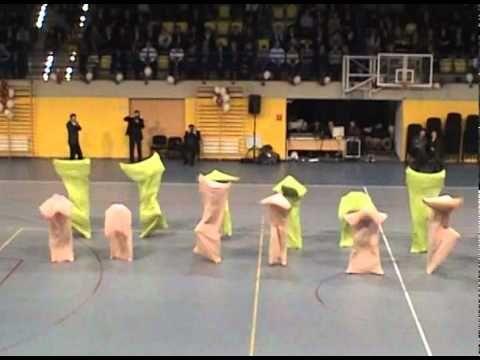 ▶ ELTE Trefort 2012a szalagavató meglepetéstánc - YouTube