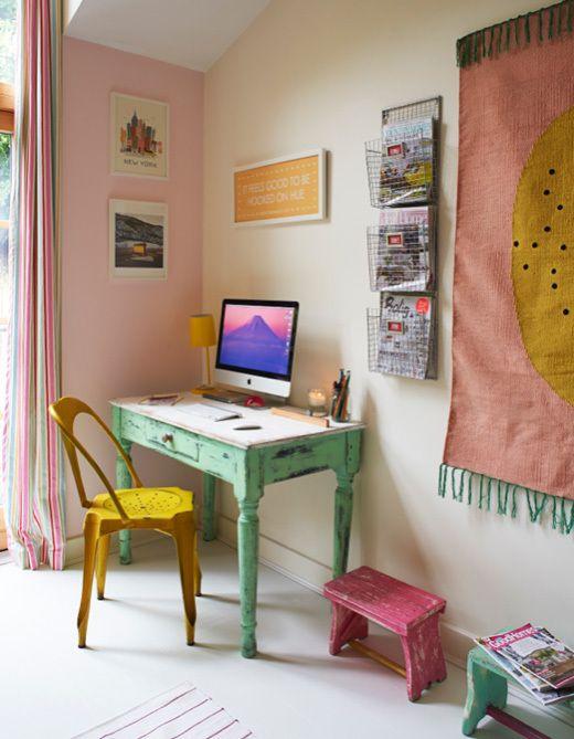 Me apaixonei decora o blog brincando de casinha for Bbdo office design 9