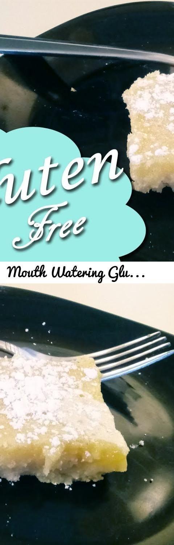 Mouth Watering Gluten Free Lemon Bars | Gluten Free… Tags: gluten free, lemon …