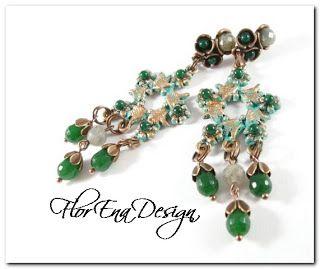 FlorEna Design : Esmeralda - F0842 50LEI