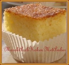 Er staat al een heerlijk basboussarecept op dit weblog maar dan wordt ze gemaakt met vanillevla zie de link onder dit recept.Onderstaande versie wordt gemaakt met gecondenseer