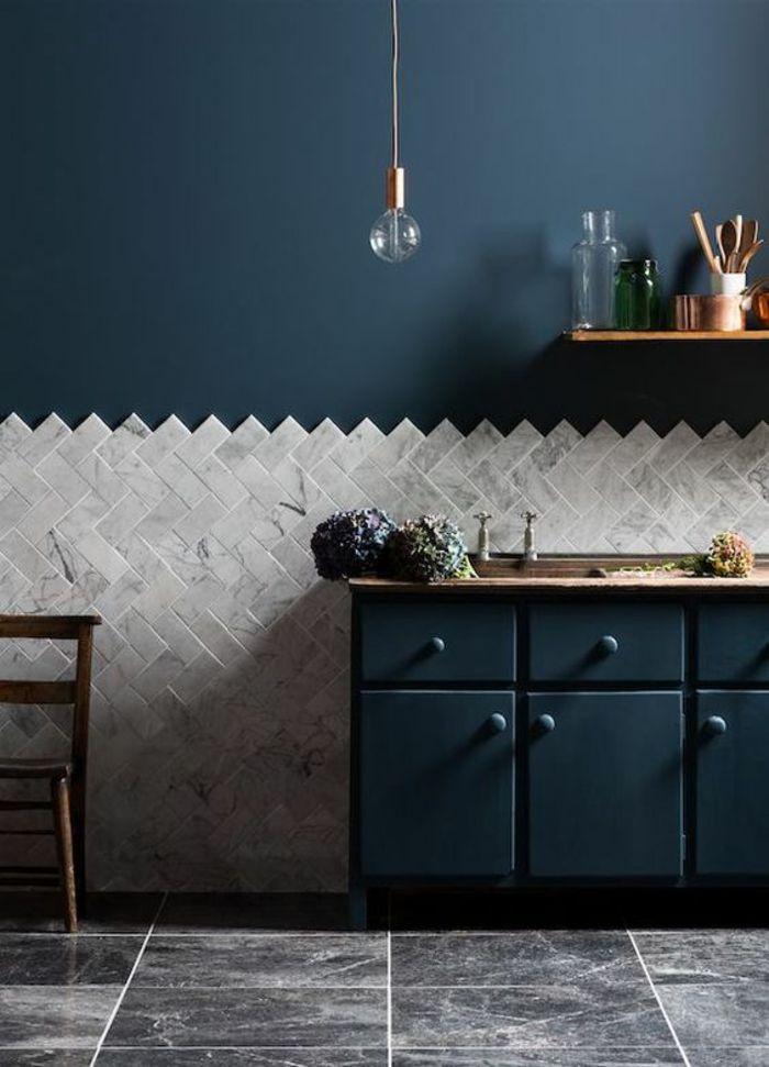 1389 best Décoration intérieure images on Pinterest USA, A m and - comment accrocher un meuble de cuisine au mur