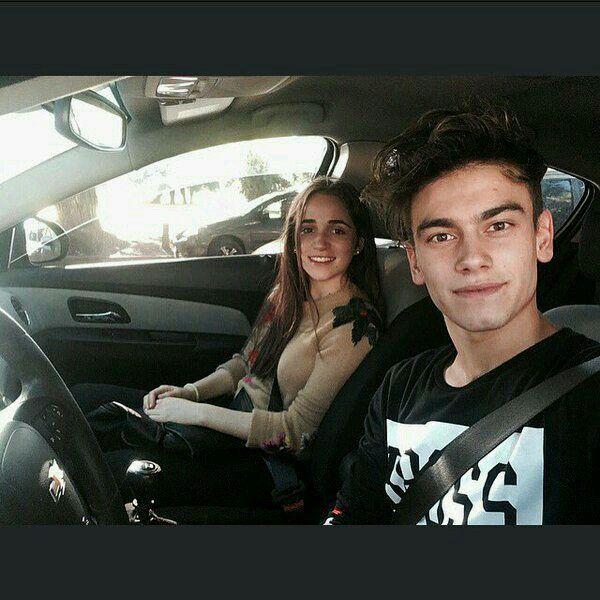Nina y Gaston. ☺☺☺ #Soy luna #Gastina