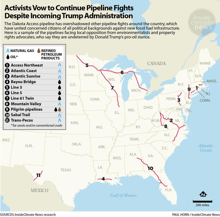 Best  Dakota Access Pipeline Map Ideas On   Dakota