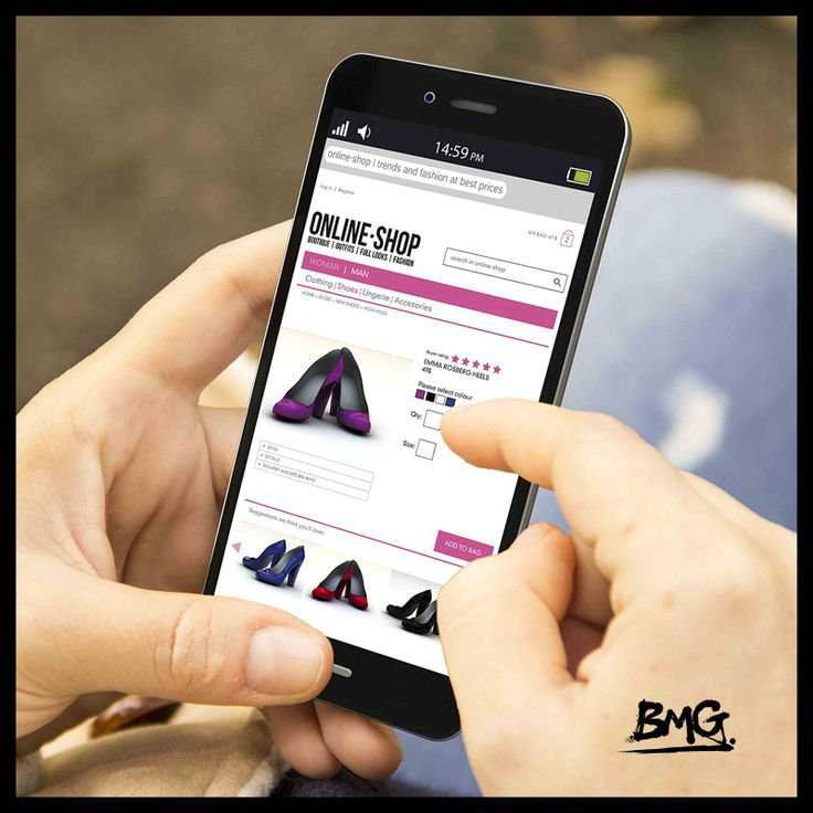 Almost 50% of online buyers use their mobile phones to shop and with record breaking online sales for Black Friday, retailers must adapt to mobile eCommerce or risk extinction. #mobileeCommerce #onlineshopping #mobilefriendly #digitalmarketing #eCommerce