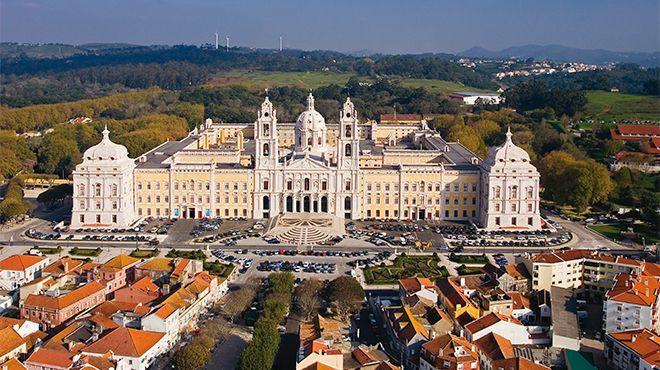 Palácio Nacional e Convento de Mafra (Moradia de Dom Joao VI)