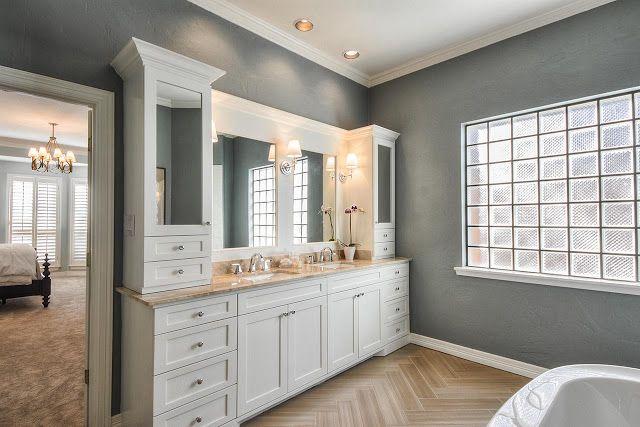 Modern Maizy: Master Bathroom Remodel
