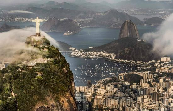 Corcovado Christ the Redeemer Travelers' Choice award winner