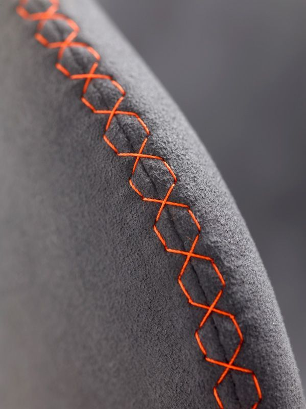 Love visible stitching. Selected Patterns™ | OFFECCT