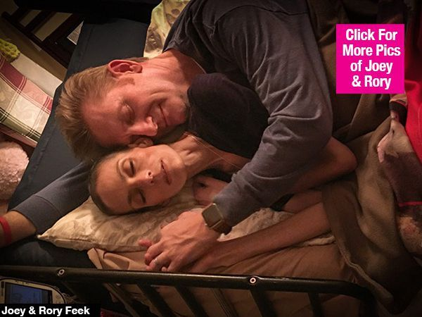 Joey Feek Snuggles In Bed With Husband Rory During Final Days Of Cancer Battle
