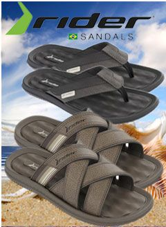 Riders Sandals made in Brazil